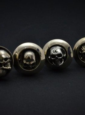Covenant Gears Skull Button