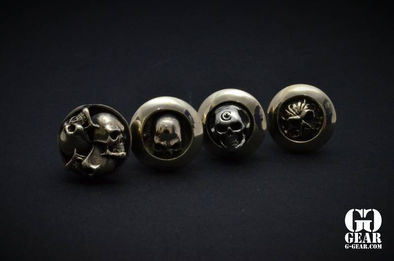 Covenant Gears Covenant Gears - Skull Button