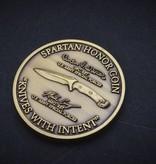 Spartan Blades, LLC Spartan Blades - Spartan Honor Coin