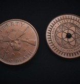 Phoenix Design Pocket Tops Phoenix Design Pocket Tops - Copper Spinning Coin