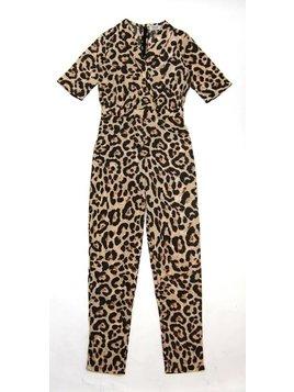 NEW; Jumpsuit Leopard