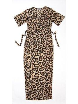 NEW; Dress Leopard