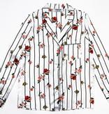 Pyjama blouse floral