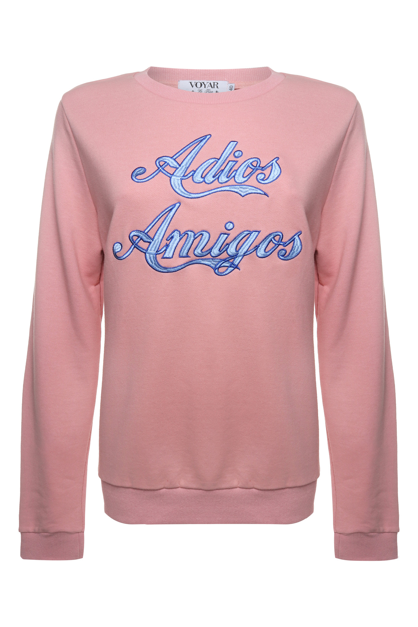 Sweater Adios Pink