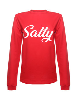 Sweat Salty Red