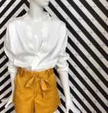 Voyar La Rue Birdie blouse white