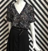 Voyar La Rue Sophia skirt black