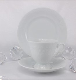 CRISTOFF -1831 Marie - Claire - white - cup & saucer