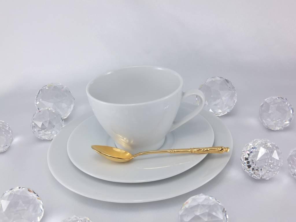 Marie - Blanche - Porzellanlinie im puristischen Weiß