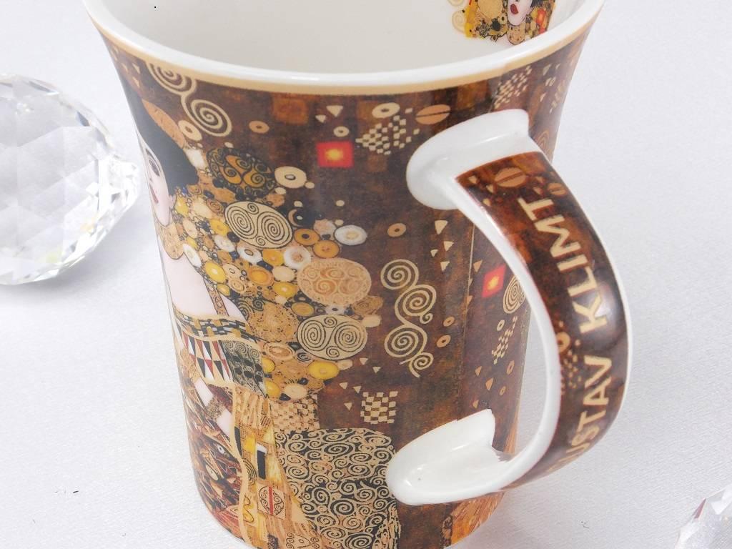 CARMANI - 1990 Gustav Klimt - Adele Bloch Bauer - Coffee cup in gift box
