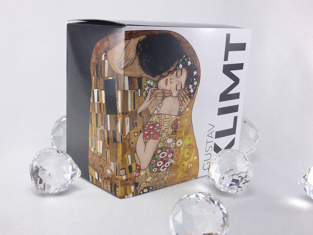 CARMANI - 1990 Gustav Klimt - Judith I - Coffee cup in gift box
