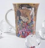 CARMANI - 1990 Gustav Klimt - Familie - Kaffeetasse in Geschenkbox