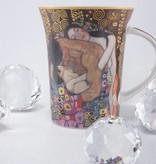 CARMANI - 1990 Gustav Klimt - The Family - Coffee cup in gift box