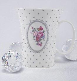 Dallas - Single cup white