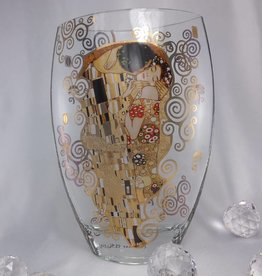CARMANI - 1990 Gustav Klimt - The Kiss - Vase II