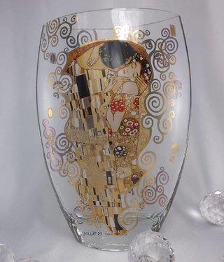 CARMANI - 1990 Gustav Klimt - Der Kuss - Vase II