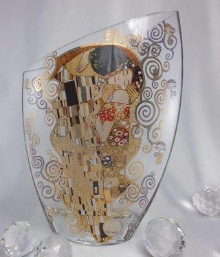 CARMANI - 1990 Gustav Klimt - Der Kuss - Vase III