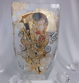 CARMANI - 1990 Gustav Klimt - Der Kuss - Vase I