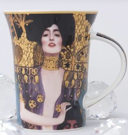 CARMANI - 1990 Gustav Klimt - Judith I -Kaffeetasse X