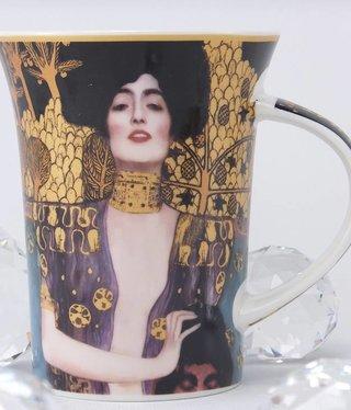 CARMANI - 1990 Gustav Klimt - Judith I - Kaffeetasse X