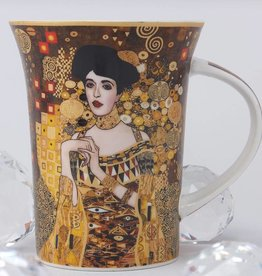 CARMANI - 1990 Gustav Klimt - Adele Bloch Bauer -Kaffeetasse X