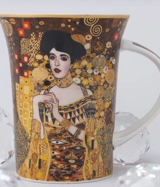 CARMANI - 1990 Gustav Klimt - Adele Bloch Bauer coffee cup X