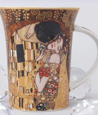 CARMANI - 1990 Gustav Klimt - Der Kuss - Kaffeetasse X
