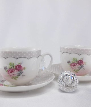 Dallas - Twin cups set