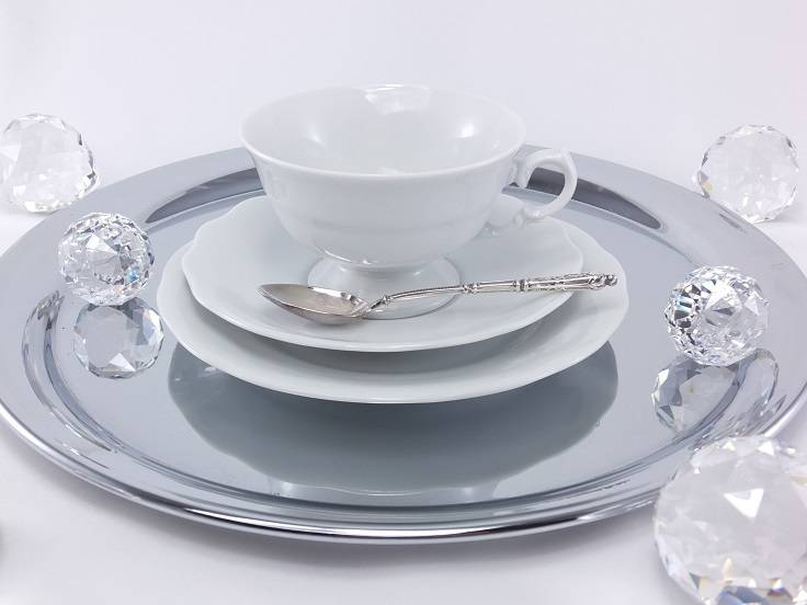 Marie - Josee - distinctive porcelain collection for hotels and restaurants