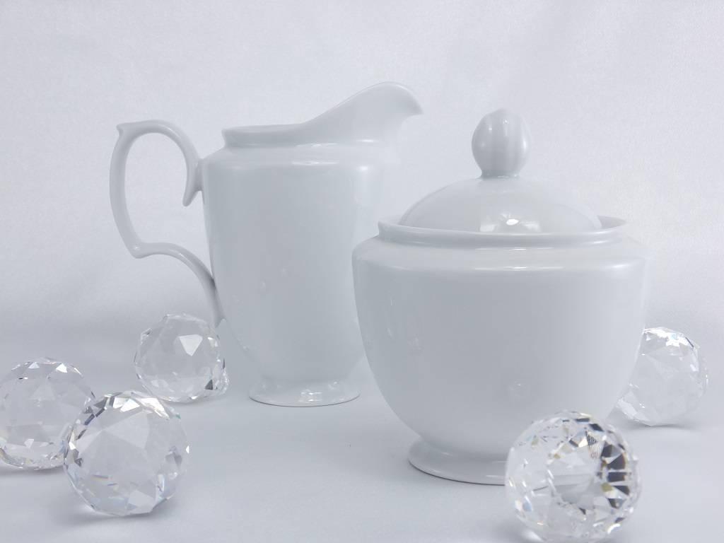 MariaPaula - Weiß  - Musterkollektion 49 -teilig