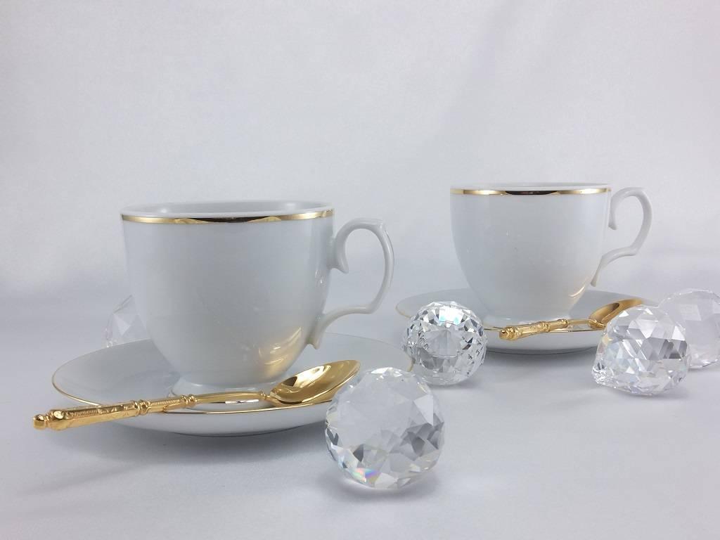 MariaPaula - Gold - Musterkollektion 39 -teilig & 2 Sets in Geschenkboxen