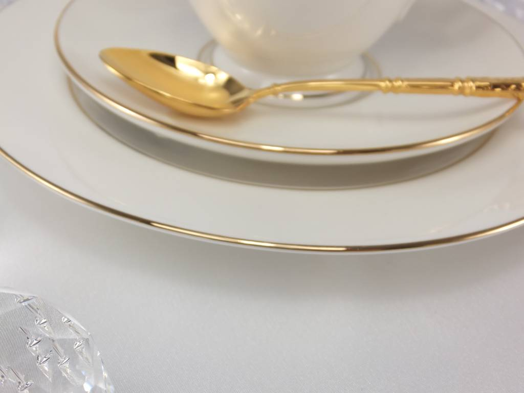 MariaPaula - Ecru / Gold - Sample collection 24 pieces with 1 gift set
