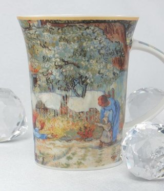 CARMANI - 1990 Van Gogh - First step - Coffee Cup X
