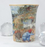 CARMANI - 1990 Vincent van Gogh - First step - Coffee cup in gift box