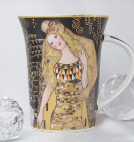CARMANI - 1990 Gustav Klimt - Adam and Eve - Coffee Cup X