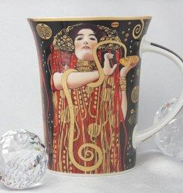 CARMANI - 1990 Gustav Klimt - Hygieia -Kaffeetasse X
