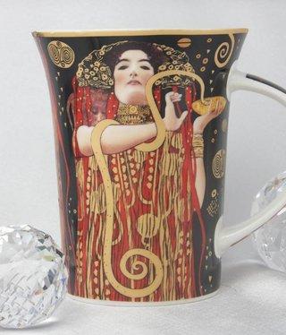 CARMANI - 1990 Gustav Klimt - Hygieia coffee cup X