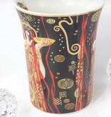CARMANI - 1990 Gustav Klimt - Hygieia - coffee cup in gift box