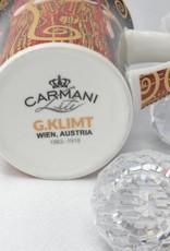 CARMANI - 1990 Gustav Klimt - Hygieia - Kaffeetasse im Geschenkkarton