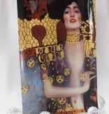 CARMANI - 1990 Gustav Klimt - Judith - Dekorationsteller