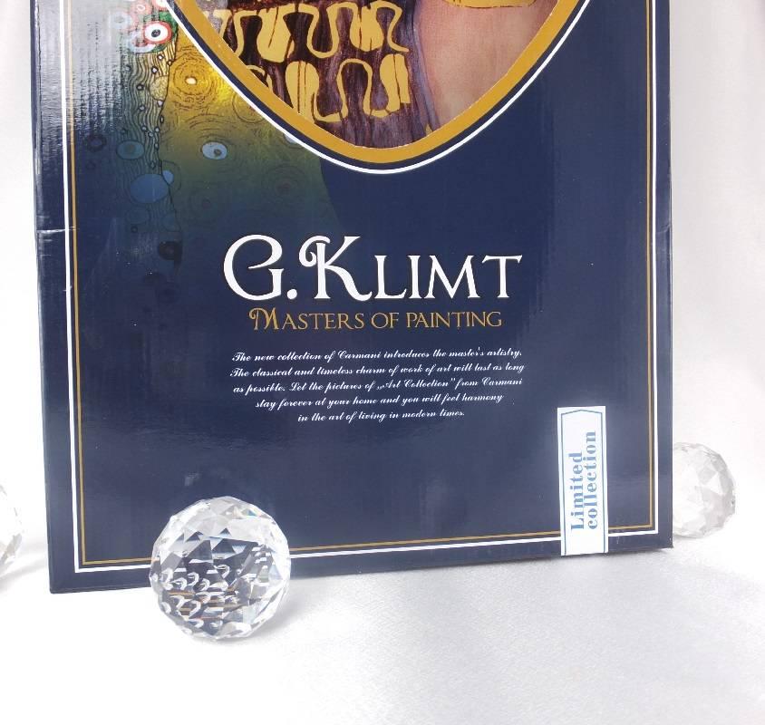 CARMANI - 1990 Gustav Klimt - Judith - Decoration Plate