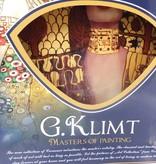CARMANI - 1990 Gustav Klimt - Judith - Glasteller 25 x 25 cm