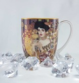 DELUXE by MJS Gustav Klimt - Adele Bloch Bauer - Coffee cup in gift box