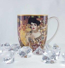 DELUXE by MJS Gustav Klimt - Kaffeetasse -Camio - Adele