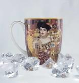 DELUXE by MJS Gustav Klimt  - Adele Bloch Bauer - Kaffeetasse in Geschenkbox