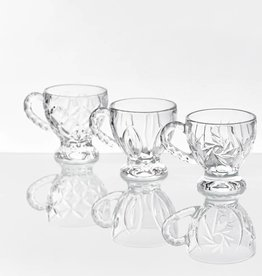 IRENA - 1924  Cappuccino cup large - glass