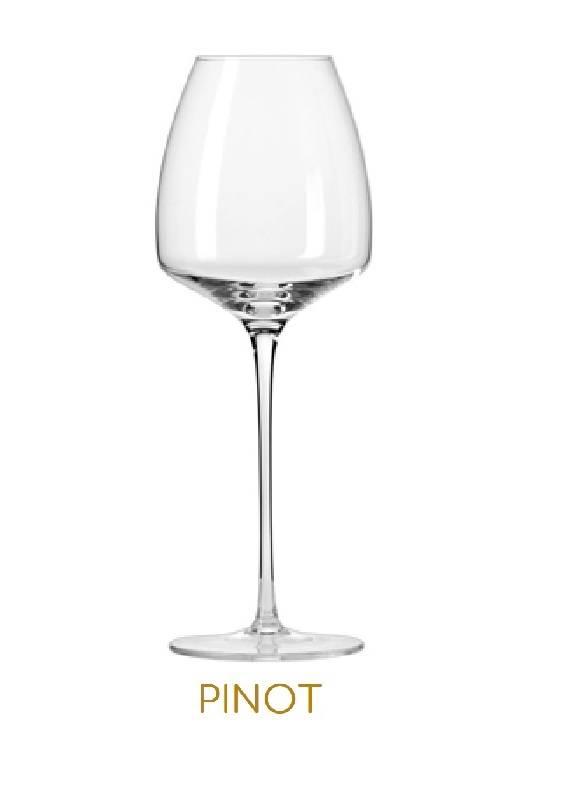 KROSNO 1923 Celebrity - Glasserie mit Weinkaraffe