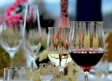 Glas - Trinkglasserien & Deko