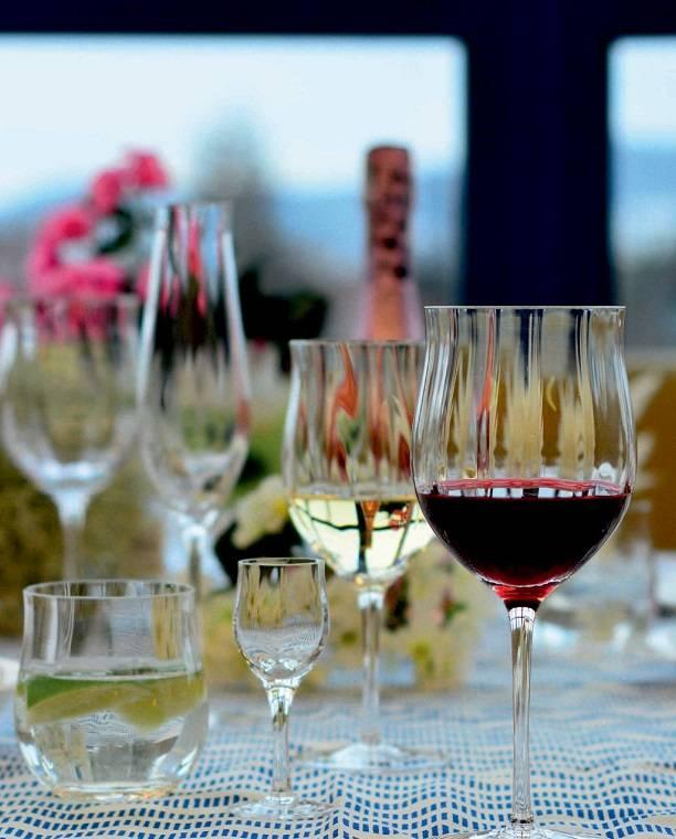 Glas - Trinkgläser  - Weingläser, Kelche , Karaffen und mehr...