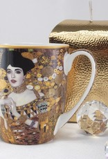 DELUXE by MJS Gustav Klimt - Single Tasse - Adele Bloch Bauer